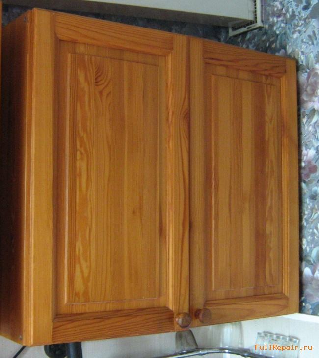 Двери для шкафа кухни своими руками