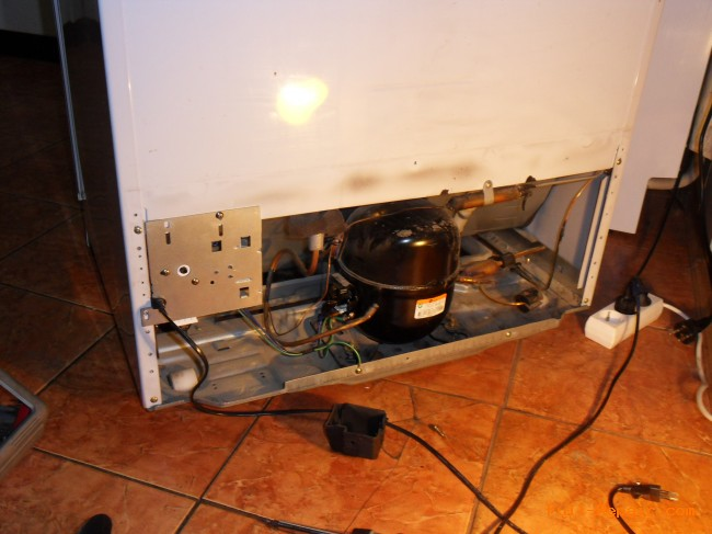 Ремонт реле холодильника своими руками