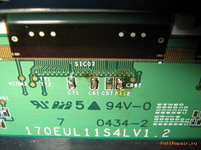 Ремонт матрицы мониторов своими руками