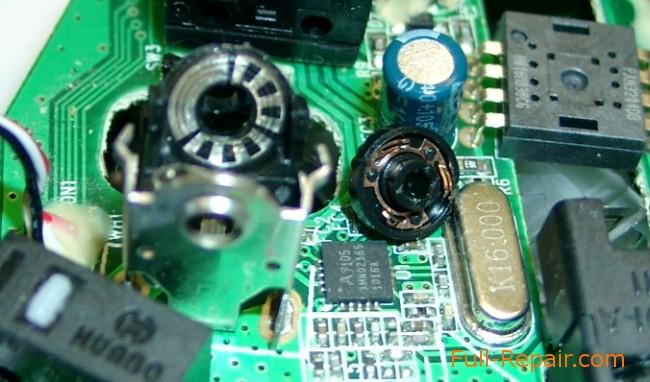 Ремонт беспроводной мыши своими руками фото 932